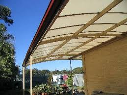 Cantilever Awnings Sun Solutions Home Improvement Goulburncarbolite Awnings Sun