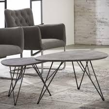 Wohnzimmer Tisch Modern Couchtische Schwarz Günstig Online Kaufen Real De