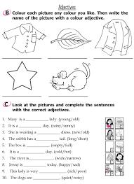 grade 2 grammar lesson 9 adjectives 2 grade 2 grammar lessons
