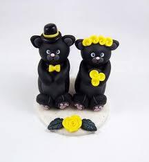 cats cake topper custom cake topper personalized wedding cake