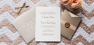 wedding invitations stamps gold and silver foil wedding invitations foiled invitations