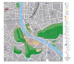 Map Austria Salzburg Tourist Map Salzburg Austria U2022 Mappery