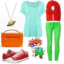 Chuckie Finster Halloween Costume 10 Cute Inspired Rugrats Characters Gurl