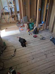 flooring tiling 2x6 tongue and groove subfloor