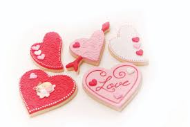 cupid valentine cookies cookie decorating