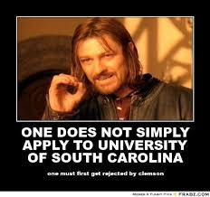South Carolina Memes - what are some of your favorite clemson shamecock memes