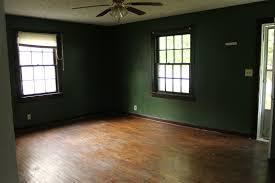 dark green walls musings of a mrs living room update finally