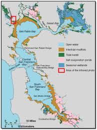 san francisco delta map sonoma baylands shoreline types