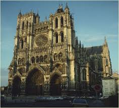 Amiens Cathedral Floor Plan Late Medieval Art And Architecture