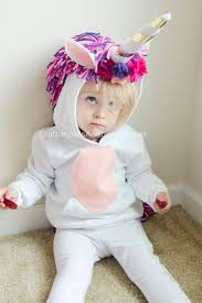 baby unicorn halloween costume photo album how to make a unicorn