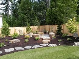 Landscape Ideas For Backyards Backyard Family Retreat In Northwestern Washington Landscaping