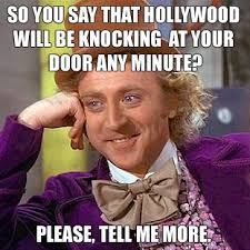 Willy Wonka Memes - willy wonka meme hollywood by fearoftheblackwolf on deviantart