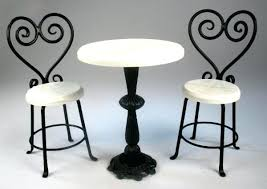 Indoor Bistro Table And 2 Chairs Indoor Cafe Table And Chair Alvinjamur Info