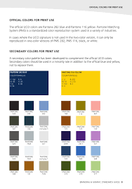 ucobrandinggraphicstandardsguide by uco university relations issuu