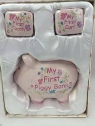 keepsake piggy bank baby gifts for a and functional list keepsakes