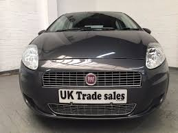2009 fiat grande punto 1 4 active 5dr long mot in