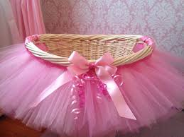 tutu themed baby shower tutu basket tutu gift basket tutu baby shower basket wedding