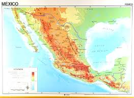 Mexico Maps Mexico Map Overview