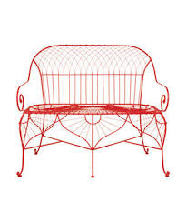 6 beautiful outdoor benches real simple