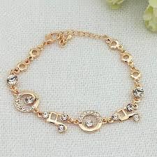 bracelet charm crystal images Crystal charm bracelets music note link artistic pod jpg