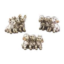 Animal Figurines Home Decor by Resin Craft