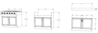 kitchen base cabinet height base cabinet height standard base cabinet depth medium size of