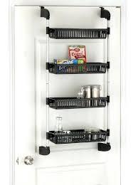 over the door cabinet kitchen pantry door storage best pantry door storage ideas on door