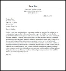 kid sends perfectly blunt cover letter for wall street internship