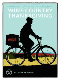 where to go for thanksgiving dinner wine country thanksgiving willamette valley wineries
