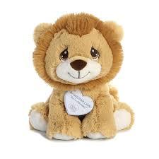 lion stuffed animal precious moments aurora stuffed safari