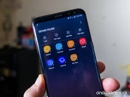 set up samsung u0027s secure folder on galaxy s8 android