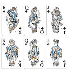 61 best playing cards images on pinterest decks draw and abstract