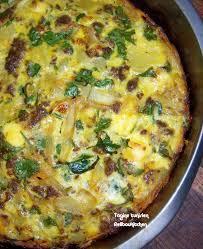 cuisine tunisien le terrible tajine tunisien reliboukitchen