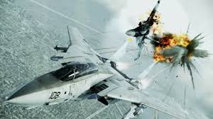 classic game room ace combat assault horizon review youtube