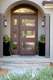 Modern Contemporary Home Decor Ideas Best 20 Front Door Design Ideas On Pinterest Modern Front Door