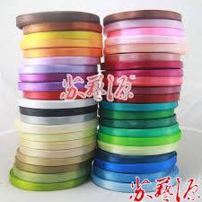 sided ribbon 500 yards lot 20 roll 20 color wedding ribbon garment