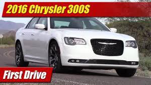first drive 2016 chrysler 300s testdriven tv