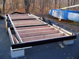 Building Gypsy Rose November 2006 Archives House Floor Joists Construction