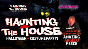 haunting the house party housemob oct 14th hanging gardens