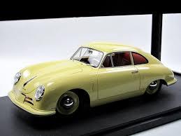 porsche gmund cult models 1948 porsche 356 2 gmünd coupé 1 18 resine modell