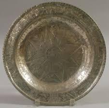modern seder plate search all lots skinner auctioneers