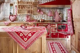linge de cuisine de maison collection st morritz ensemble de linge de cuisine