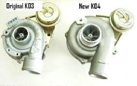 turbo audi a4 1 8 t neu481001 399 vw audi upgraded larger k04 turbocharger passat v