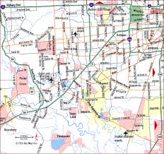 houston map of road map of houston west houston aaccessmaps