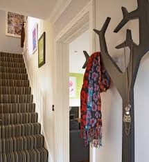 30 diy tree coat racks personalizing entryway ideas with inspiring