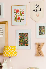 How To Decorate A Wall by How To Decorate A Room Beautifully With Blush Pink Shabbyfufu