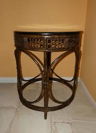 Rattan Accent Table Encore Furniture Gallery Marble Top Rattan Accent Table