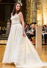 bridal shops edinburgh sophisticated and this strapless gentle mermaid style