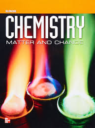 buy glencoe chemistry matter and change book online at low prices