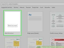 header templates for word how to add a header in microsoft word 12 steps with pictures